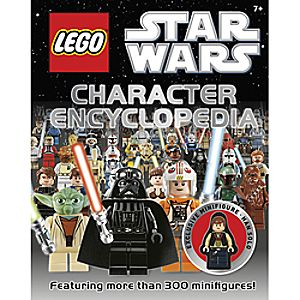 LEGO Star Wars: Character Encyclopedia Book