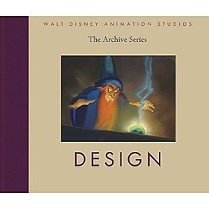 Design - Walt Disney Animation Studios Archive Series Book
