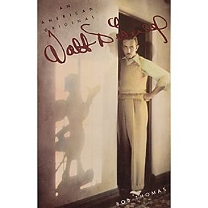 Walt Disney: An American Original Book