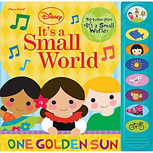 its a small world Play-a-Sound Book