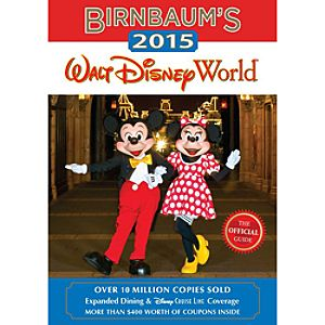 Walt Disney World Official 2015 Birnbaum's Guidebook
