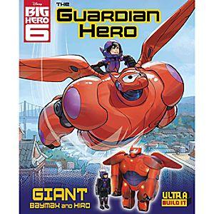 Big Hero 6 The Guardian Hero Book