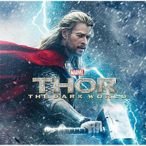 The Art of Thor: The Dark World Book