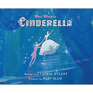 Walt Disneys Cinderella Book