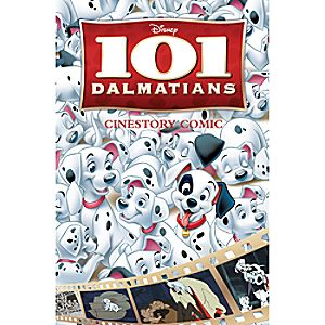 101 Dalmatians: The Cinestory Book