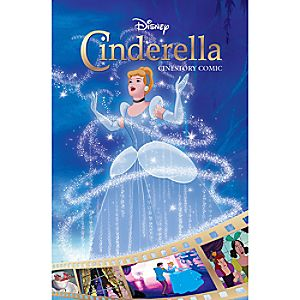 Cinderella: The Cinestory Book