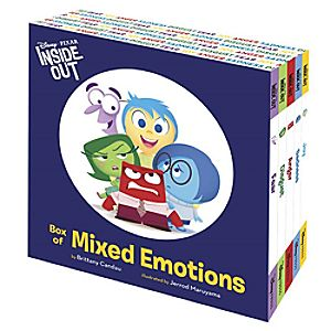 Disney•Pixar Inside Out Box of Mixed Emotions Book