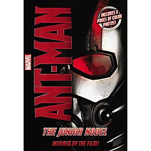 Ant-Man The Junior Novel Book