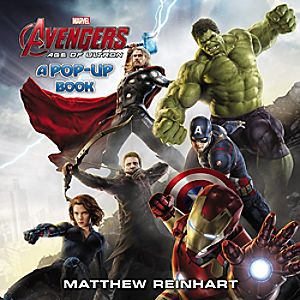 Marvels Avengers: Age of Ultron A Pop-Up Book