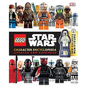 Star Wars LEGO Character Encyclopedia Book