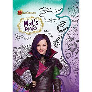Descendants: Mals Diary Book