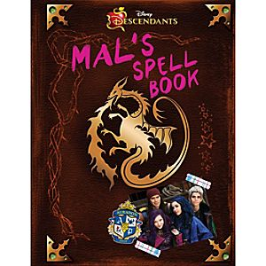 Descendants: Mals Spell Book