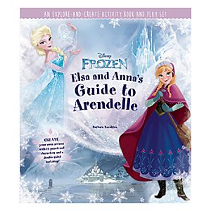 Elsa and Annas Guide to Arendelle Book