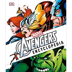 Marvels Avengers Encyclopedia Book