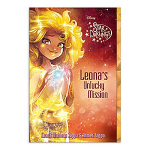 Star Darlings: Leonas Unlucky Mission Book