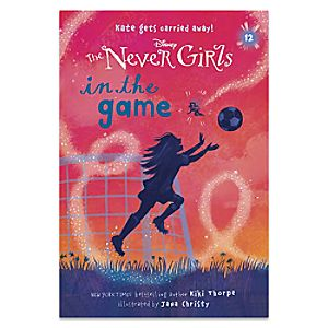 The Never Girls Book - In the Game