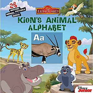 The Lion Guard: Kions Animal Alphabet Book