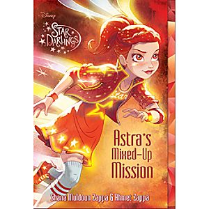 Star Darlings: Astras Mixed-Up Mission Book