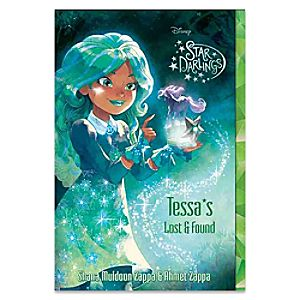 Star Darlings: Tessas Lost & Found Book