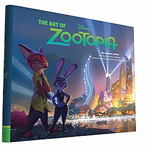 The Art of Zootopia Book