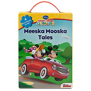 Mickey Mouse Clubhouse Meeska Mooska Tales Board Book Set