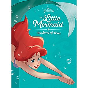 The Little Mermaid: The Story of Ariel Book
