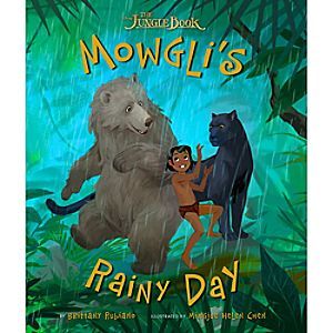 The Jungle Book: Mowglis Rainy Day Book