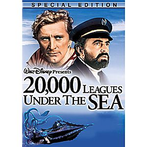 20,000 Leagues Under the Sea Special Edition DVD