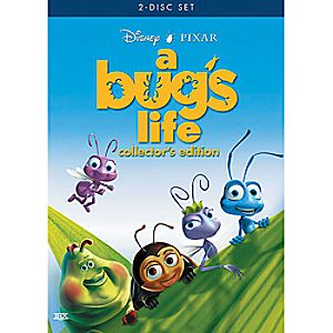 A Bugs Life 2-Disc Collectors Edition DVD