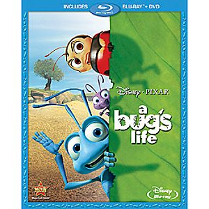 A Bugs Life Blu-ray and DVD 2-Disc Combo Pack