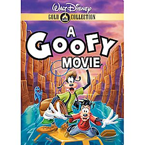 A Goofy Movie DVD
