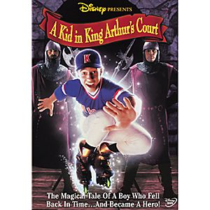 A Kid in King Arthurs Court DVD
