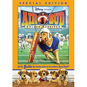 Air Bud: Golden Receiver Special Edition DVD