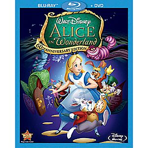 Alice in Wonderland 60th Anniversary Blu-ray Edition