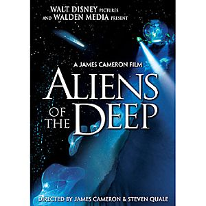 Aliens Of The Deep DVD