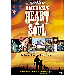 Americas Heart and Soul DVD