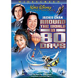 Around The World In Eighty Days Widescreen DVD