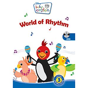 Baby Einstein: World of Rhythm DVD