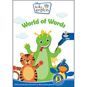 Baby Einstein: World of Words DVD