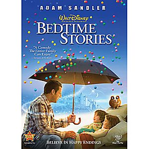 Bedtime Stories 1-Disc DVD