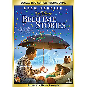 Bedtime Stories 2-Disc DVD and Digital File