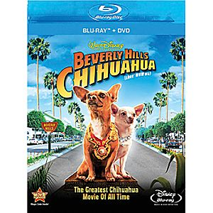Beverly Hills Chihuahua 2-Disc Blu-ray and DVD