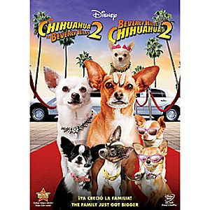 Beverly Hills Chihuahua Spanish DVD
