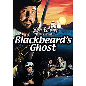 Blackbeards Ghost DVD