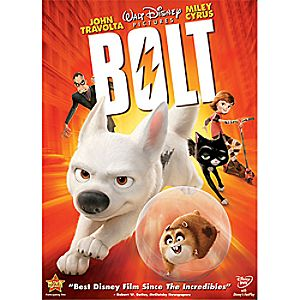 Bolt 1-Disc DVD