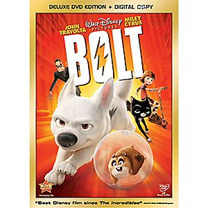Bolt 2-Disc DVD and Digital File