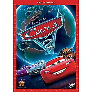 Cars 2 2-Disc DVD and Blu-ray