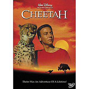 Cheetah DVD