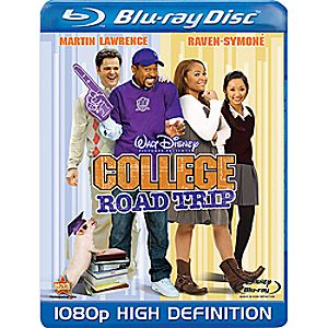 College Road Trip Blu-ray DVD