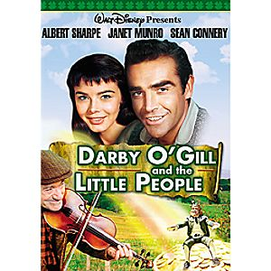 Darby OGill and the Little People DVD